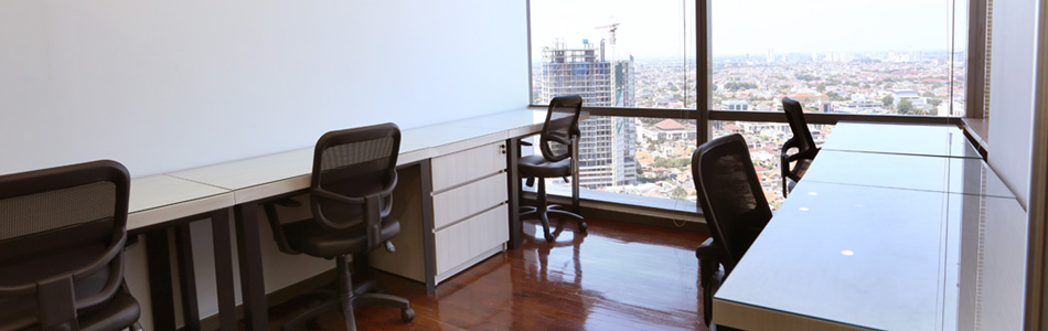 Ready to use Offices Fully Furnished, high quality serviced offices jakarta and virtual office jakarta provide a conducive workspace.